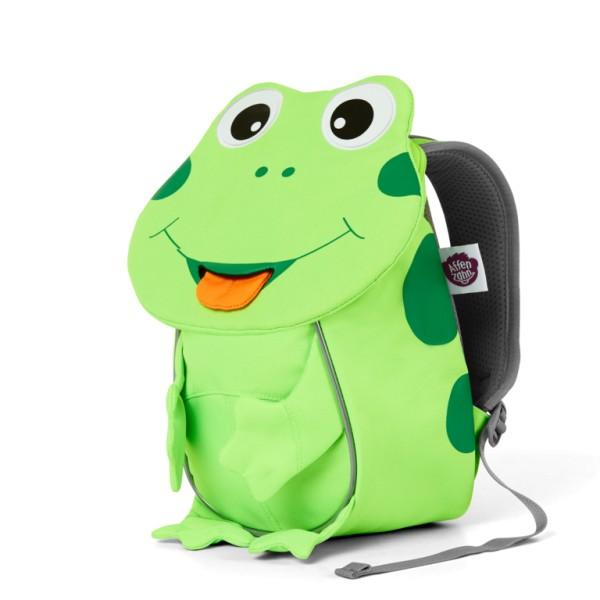 Rucksack Kleiner Freund Frosch Neon grün