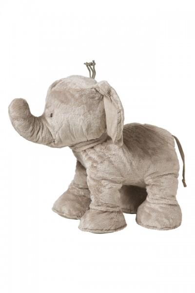 Elefant Ferdinand taupe 60cm