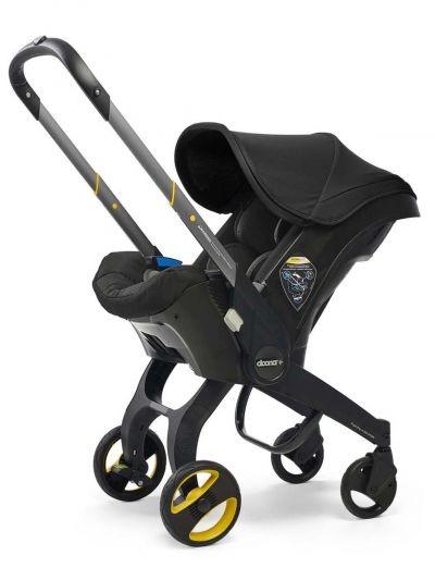 Doona+ Babyschale Nitro Black