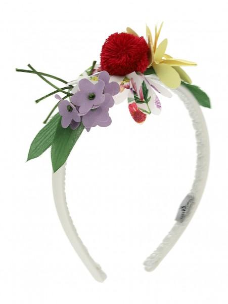 Haarreifen Blumen