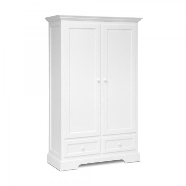 Schrank Klassik 2-Türen+2 Schubladen