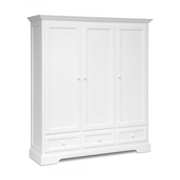 Schrank Klassik 3 Türen + 3 Schubladen