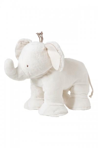 Elefant Ferdinand creme 25cm