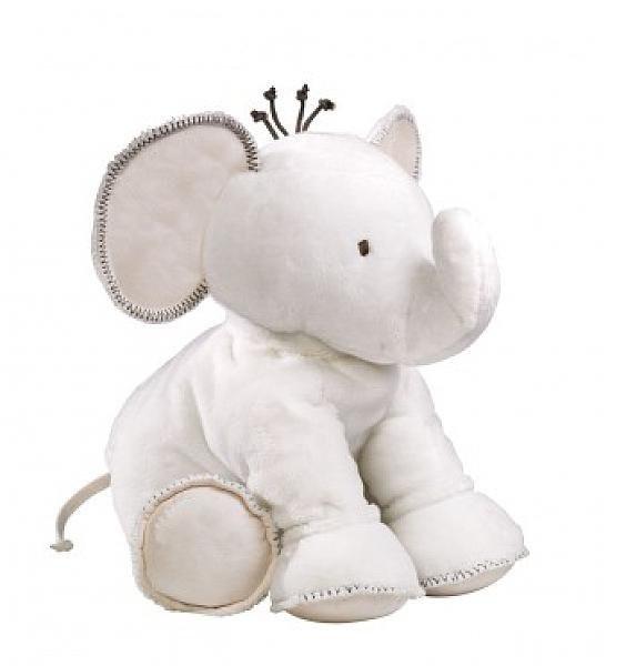 Elefant Ferdinand creme 35cm