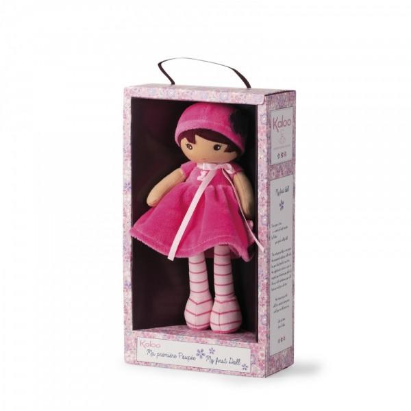 Puppe pink klein