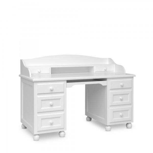 Harmonie Schreibtisch groß mit Aufsatz
